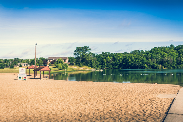 Lions Beach Janesville WI