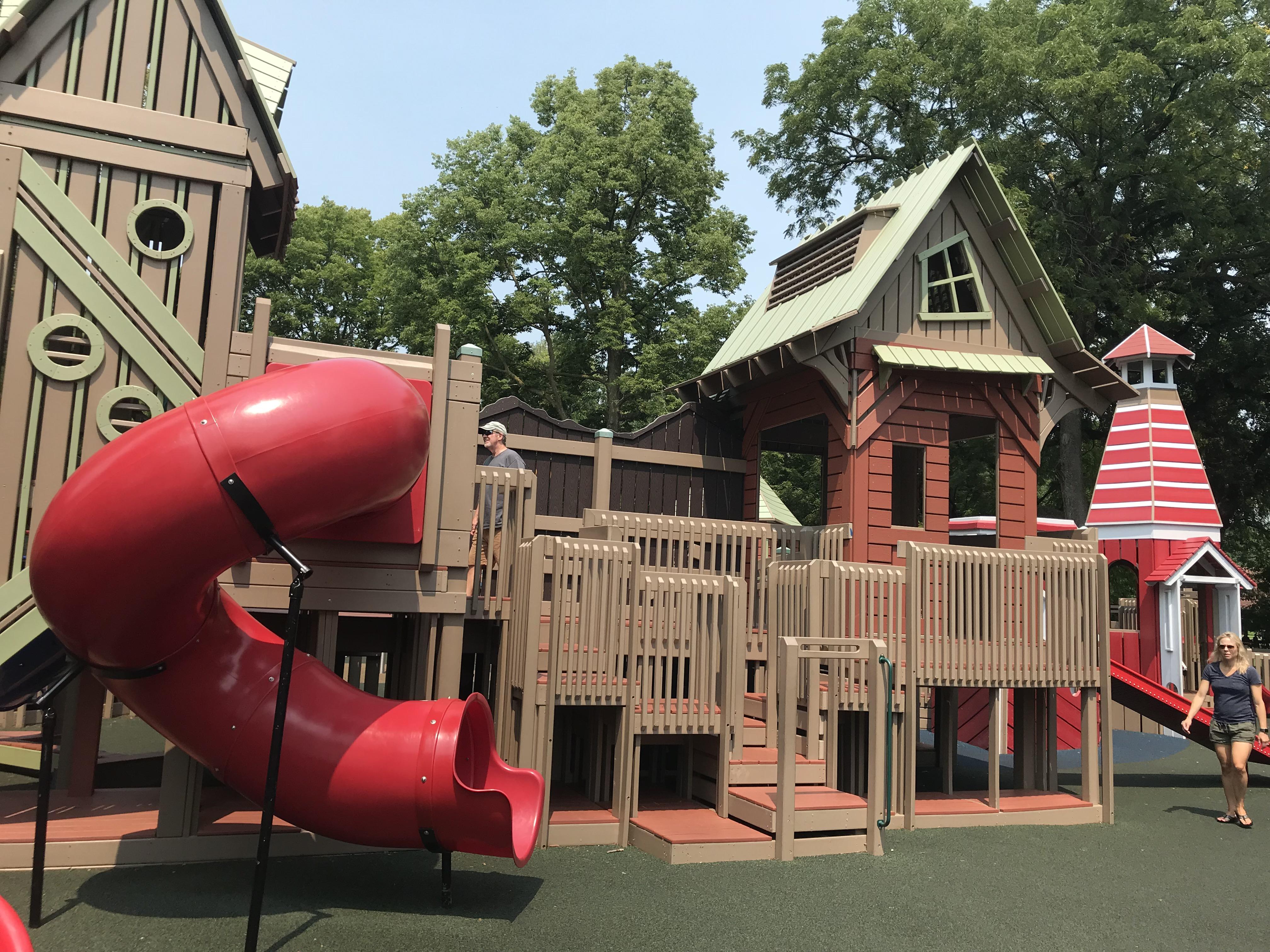 Camden Playground, Palmer Park Janesville, WI