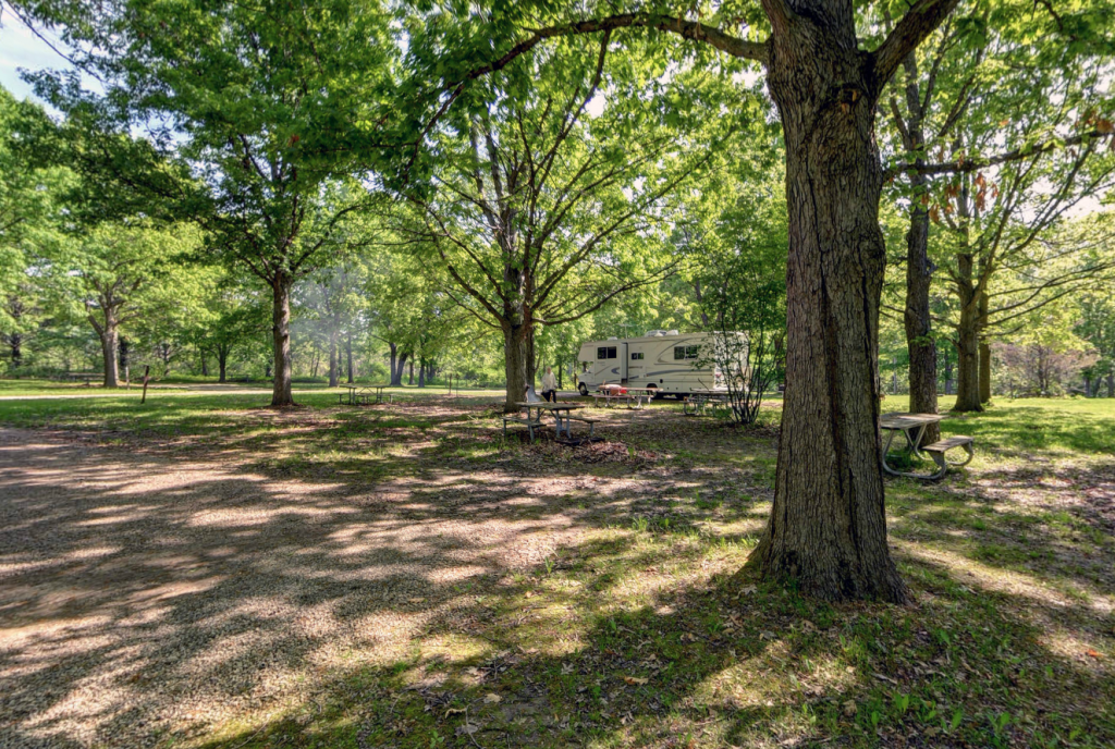 Pecatonica River campground