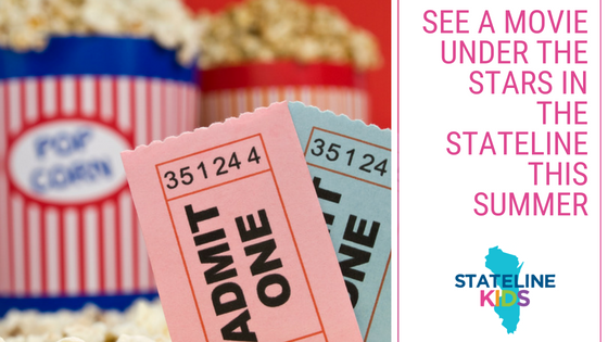 See a Movie Under the Stars in the Stateline This Summer 2018
