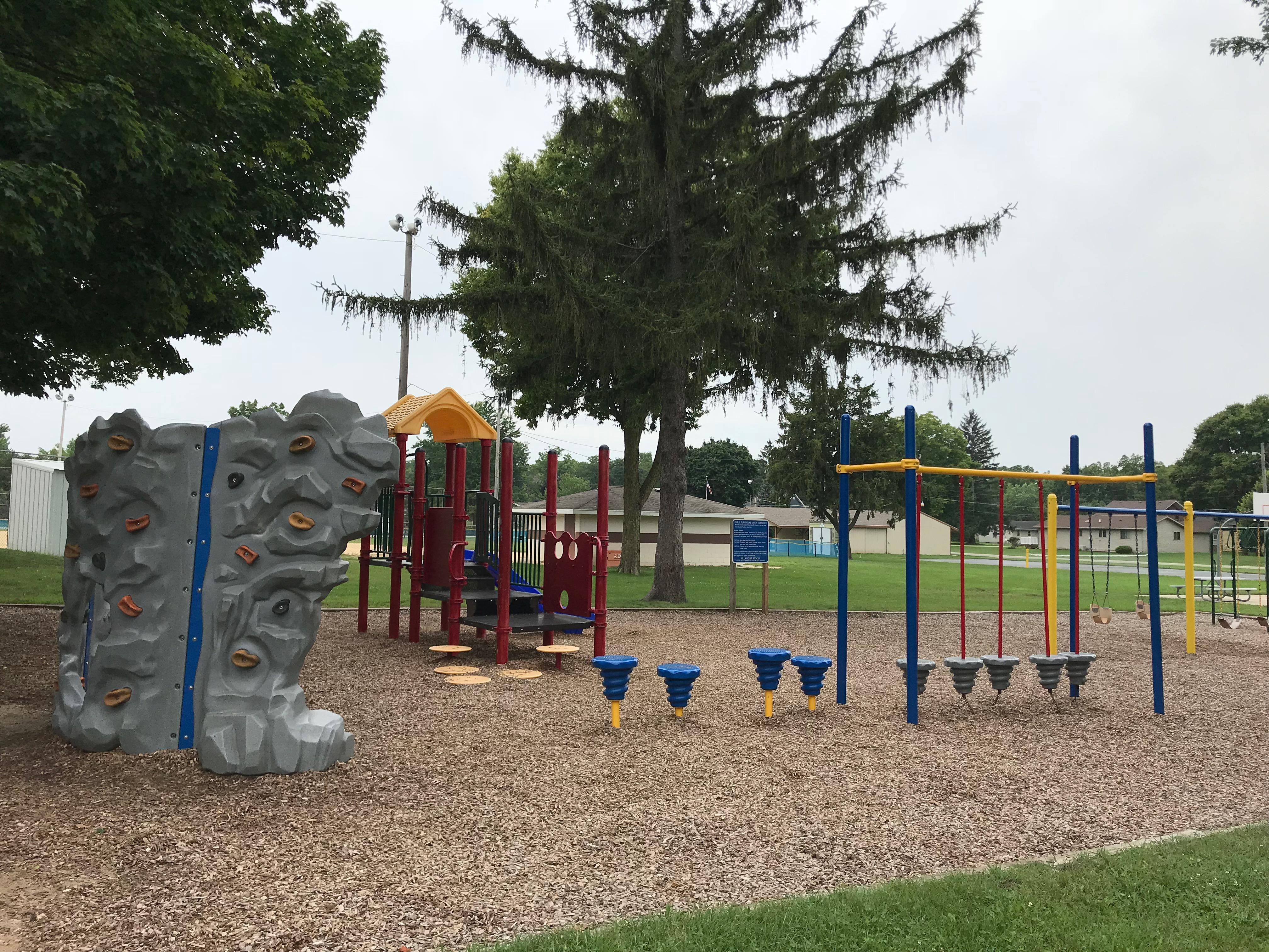 Leland Park, Roscoe, IL