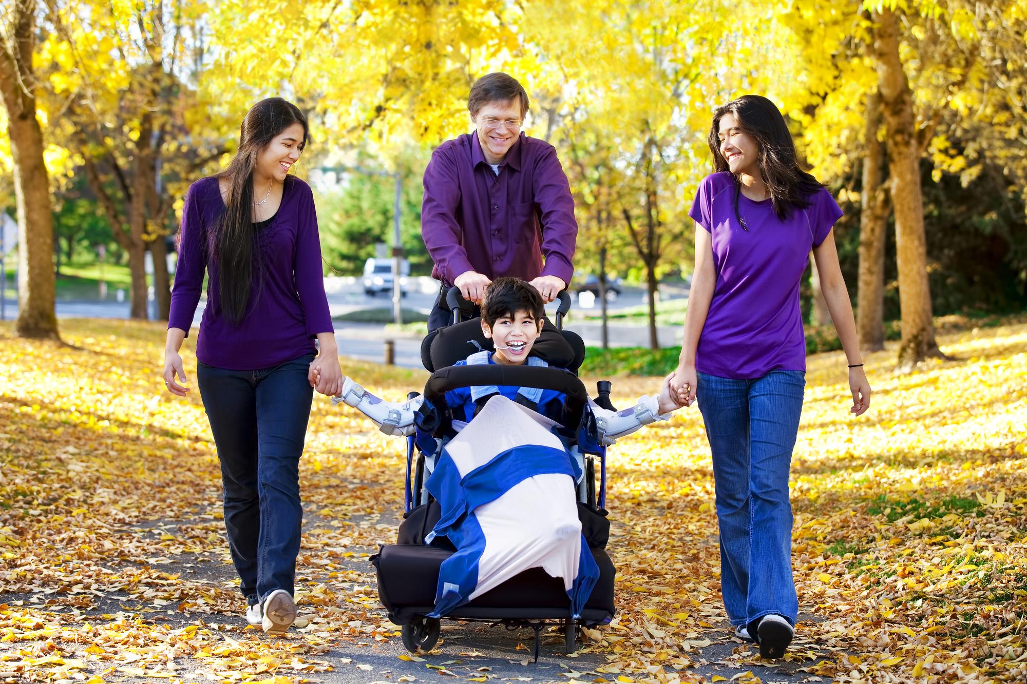 Special Needs Calendar: October 2018
