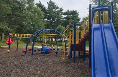 Big Kid Playground in Sinnissippi Park