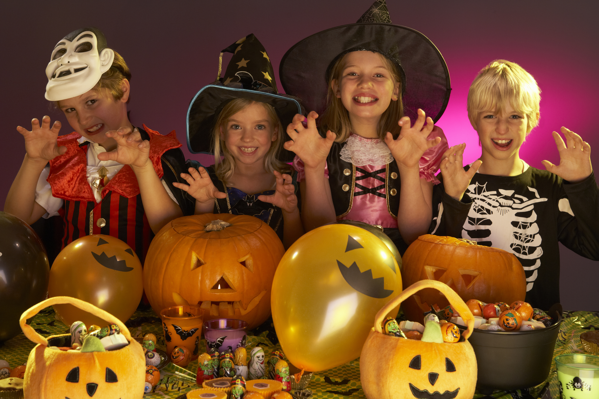 Spooktacular Halloween Events in the Stateline Area