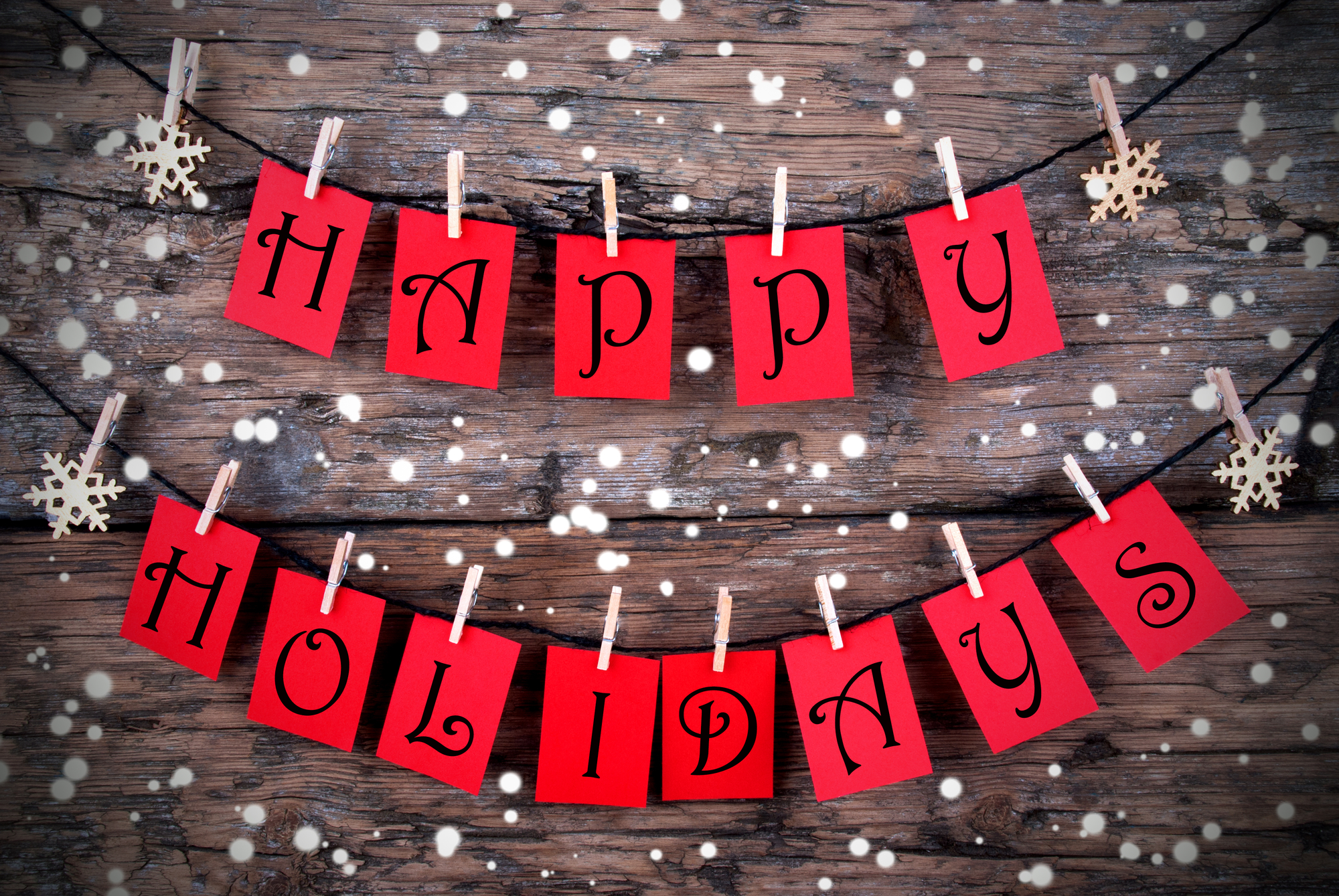2018 Holidays in the Rockford area