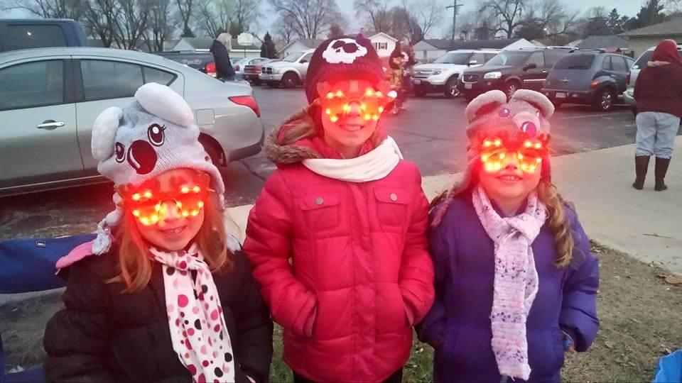 Light up the Parks Parade 2018