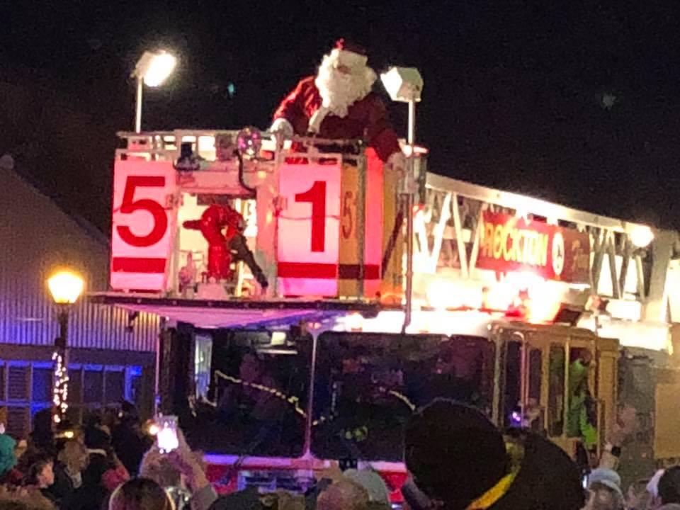 Rockton Christmas Parade 2018