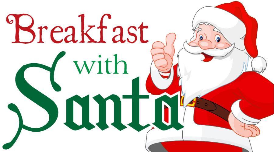 South Beloit Garden Hotel Breakfast with Santa 2018