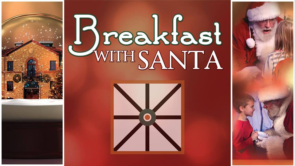 Breakfast with Santa in the Stateline
