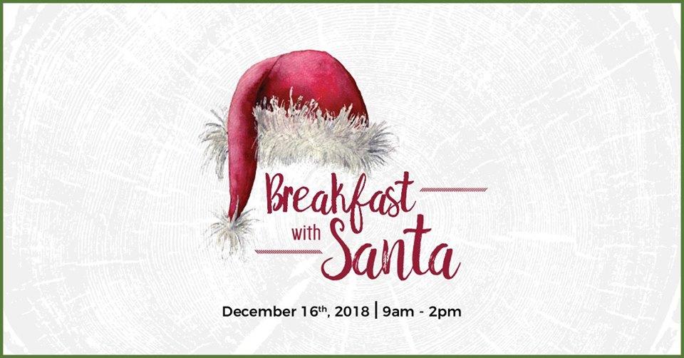 Thunder Bay Grill Santa Breakfast 2018