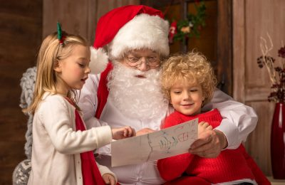 Places to See Santa in the Rockford Area