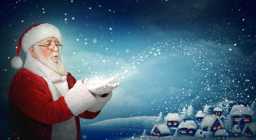 Places to see Santa in Rockford IL