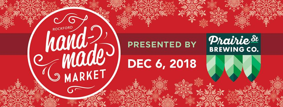 Holiday markets and craft fairs in Rockford IL