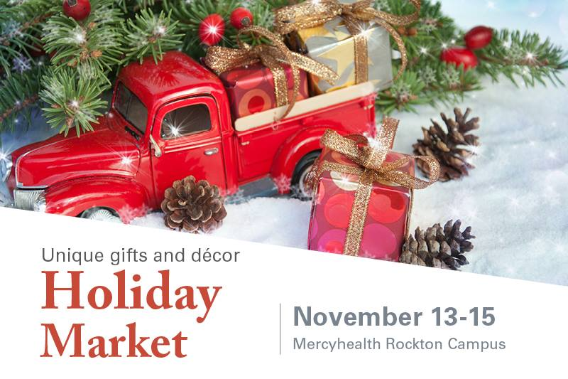 2018 Holiday Markets and Craft Fairs in the Rockford Area