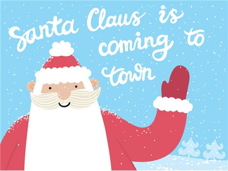Places to See Santa Claus in Rockford