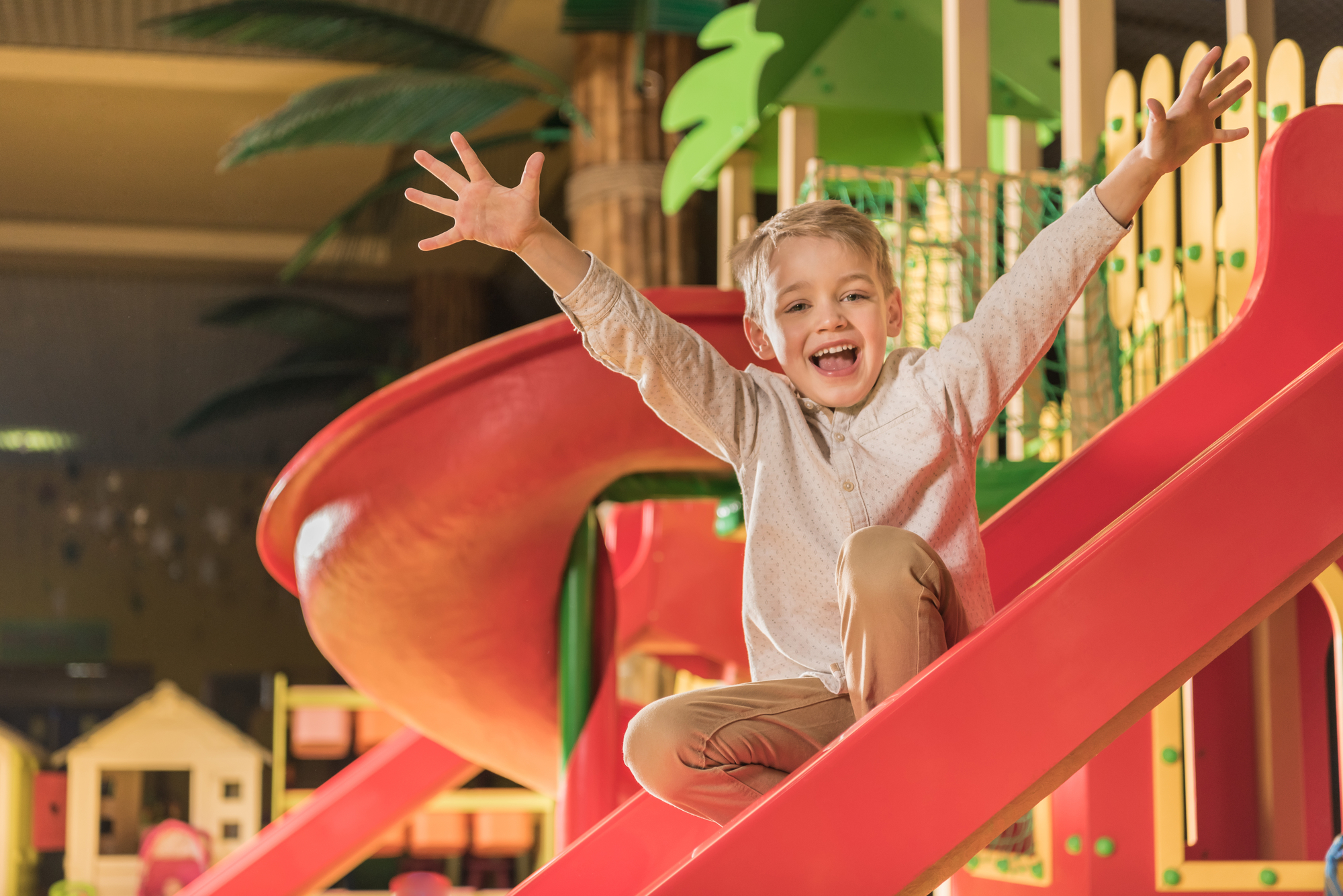 Indoor Play Places in the Stateline Area