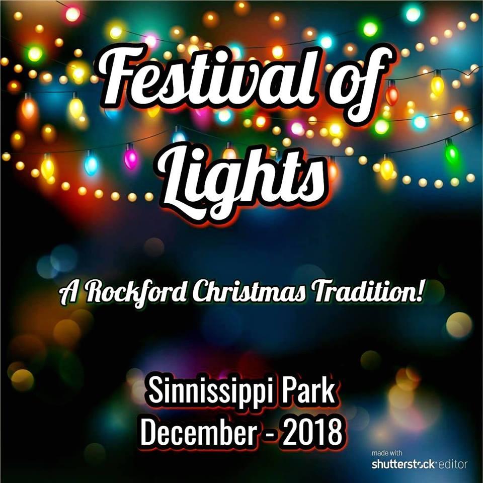 Festival of Lights Rockford IL