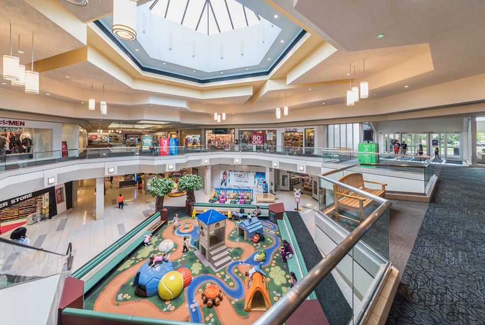 CherryVale Mall Play Area Rockford, IL