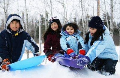 Places to Go Sledding in the Rockford Area