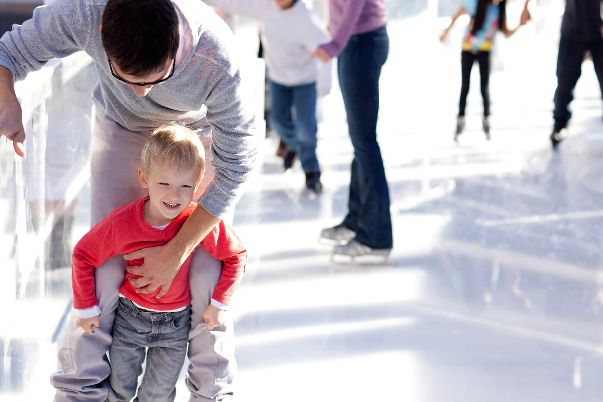 Places to Ice Skate Outdoors in the Rockford Area