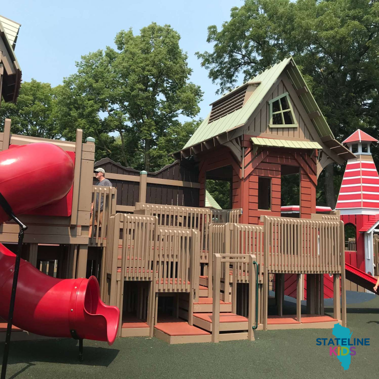 Five Best Stateline Playgrounds to Visit in the Spring