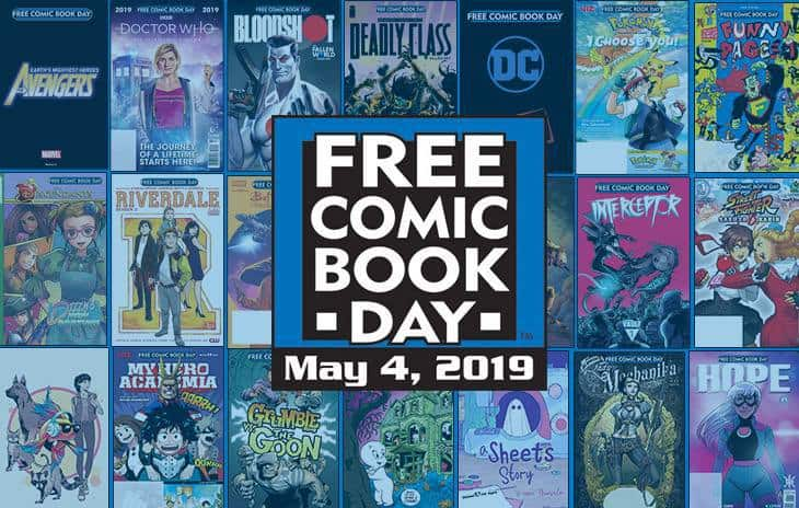 Star Wars Events and Free Comic Book Day in the Stateline