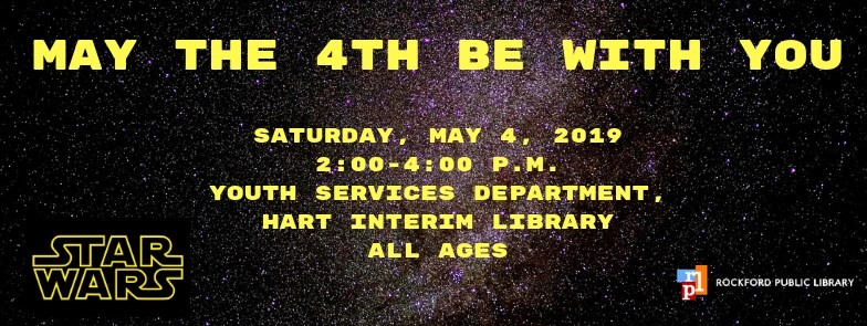 Star Wars and Free Comic Book Day in Rockford