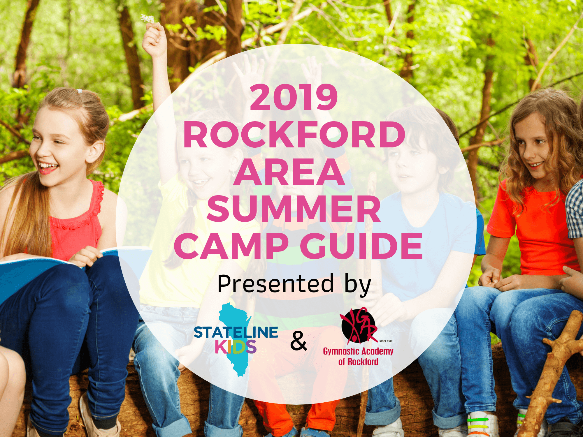 2019 Rockford Area Summer Camp