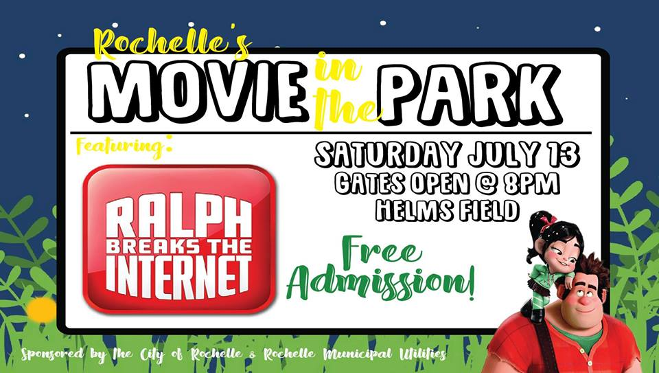 Outdoor Movies in the Stateline This Summer