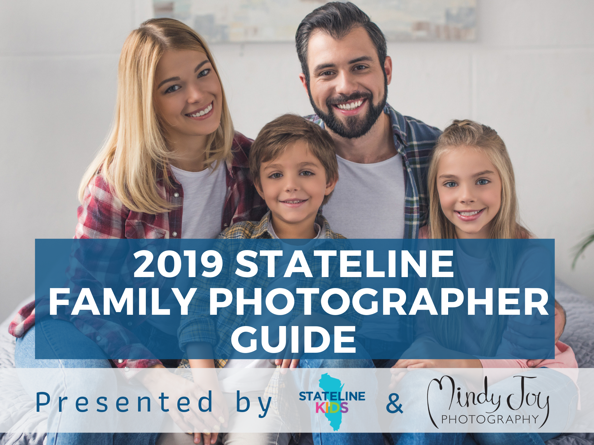 2019 Family Photographer Guide for the Rockford Area