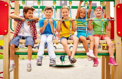 Free Summer Playground Programs in Rockford