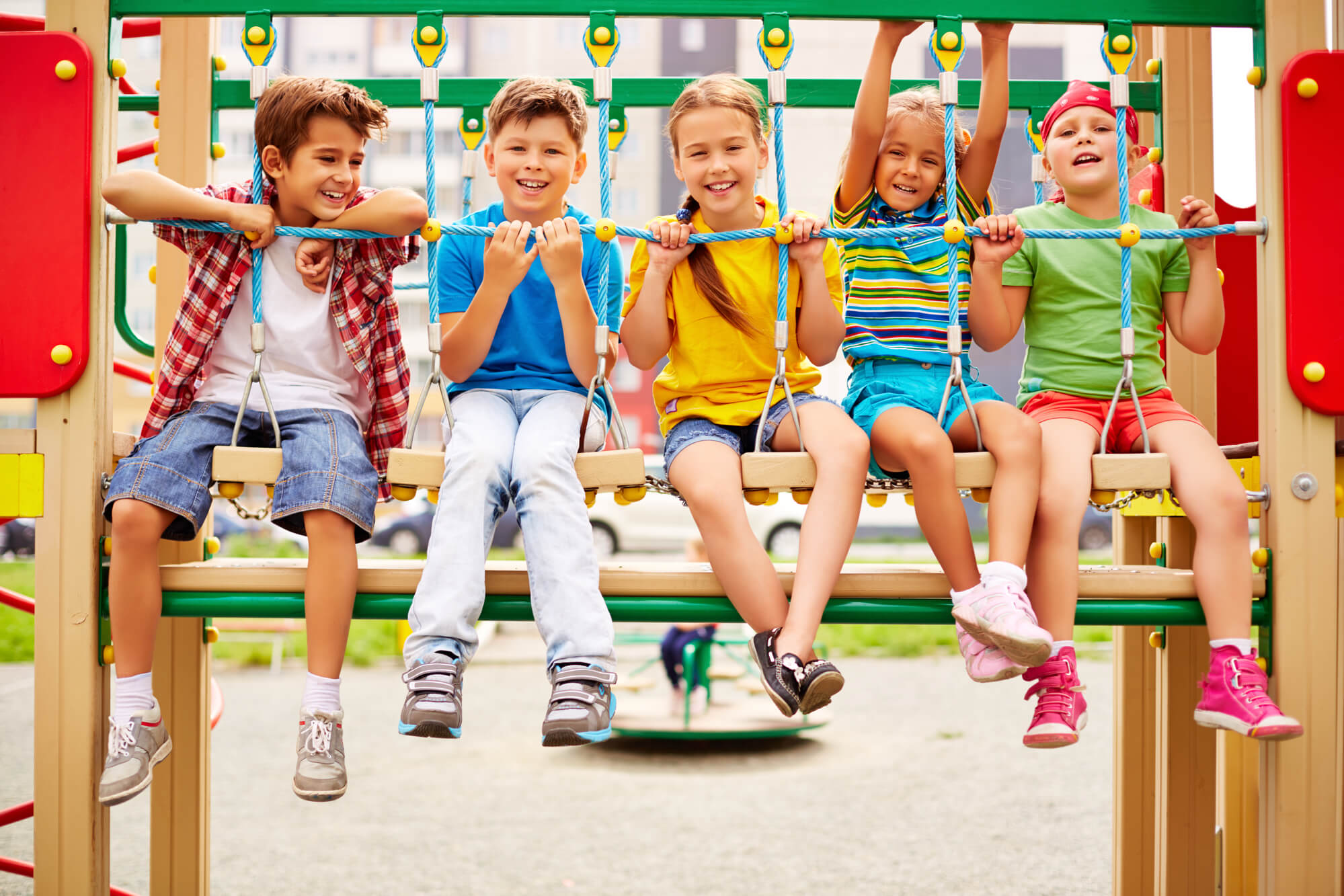 Free Summer Playground Programs in Rockford and Beloit