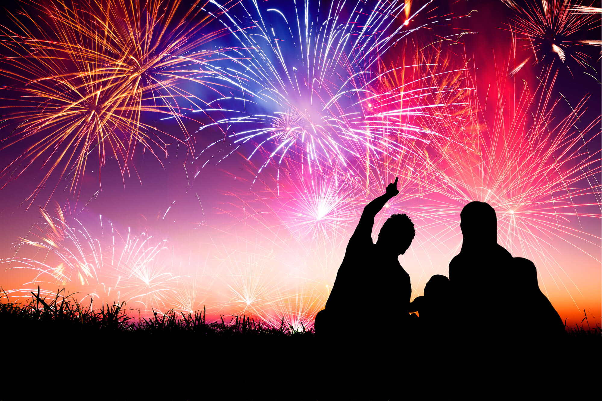 2019 Fourth of July Fireworks Shows in the Rockford Area
