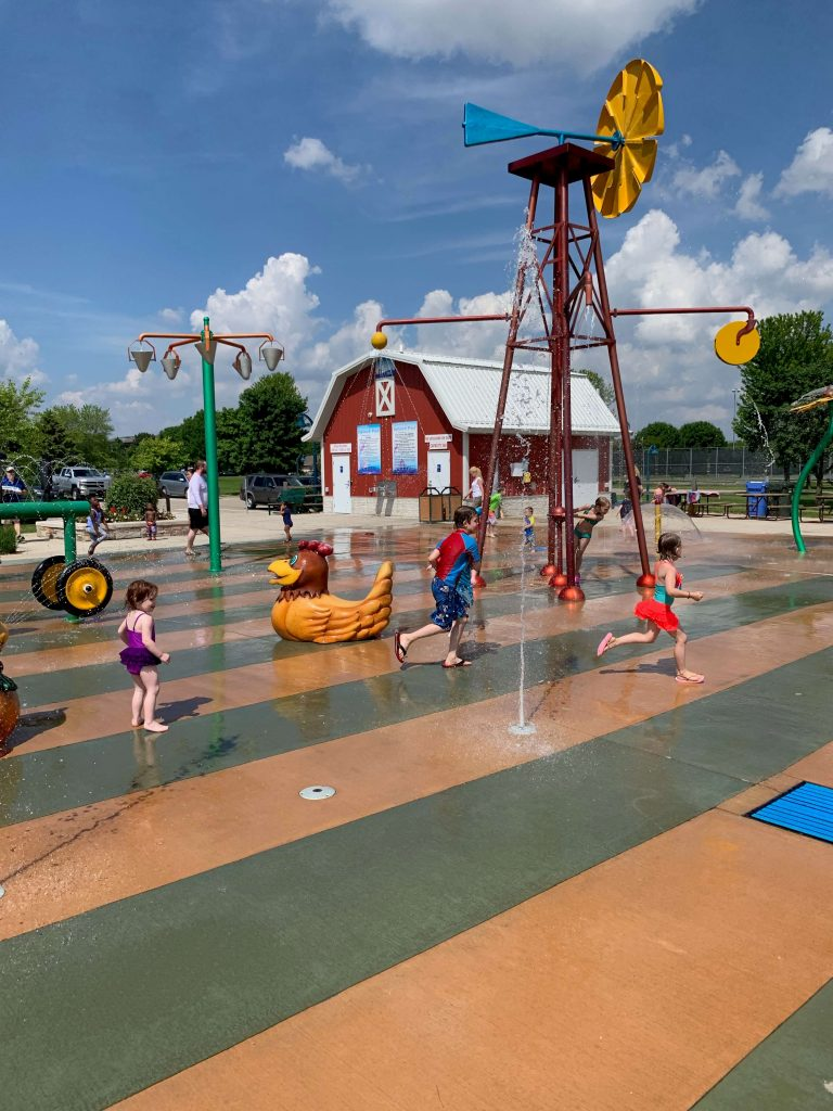 Fitchburg Splash Pad Fitchburg WI