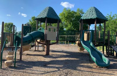 Sunny Meadow Playground in Machesney Park, IL