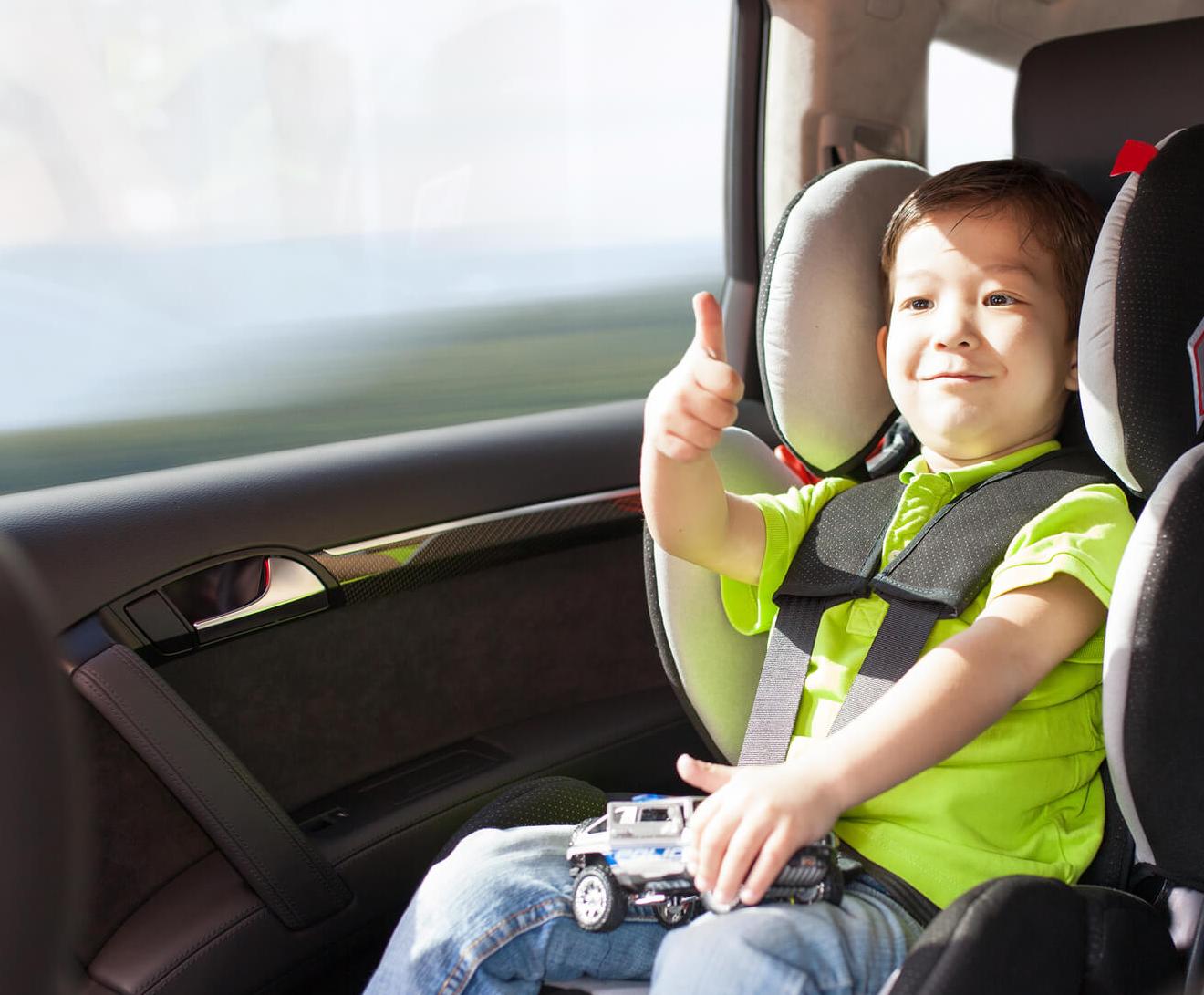 Car seat trade in