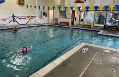 Rent Out This Entire Indoor Pool in the Rockford Area