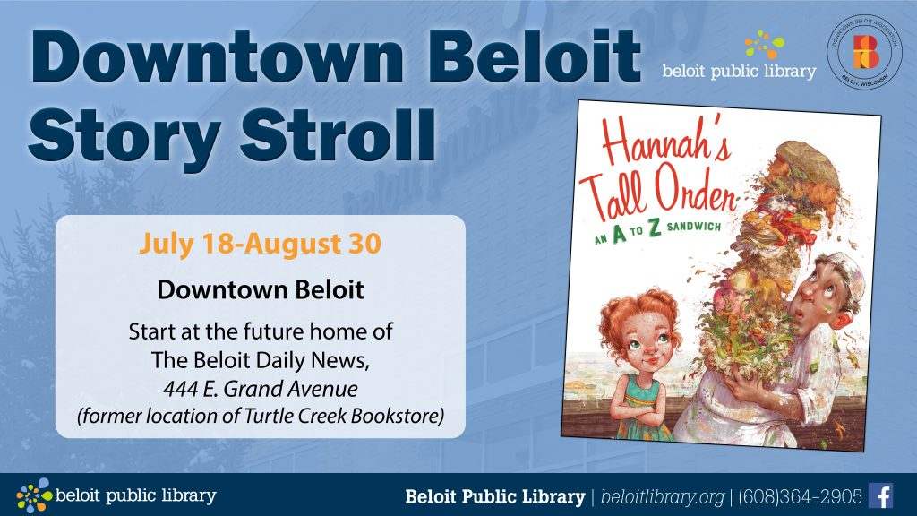 Beloit Library Closed For Christmas 2020 Head to Downtown Beloit to Take a Story Stroll | Stateline Kids
