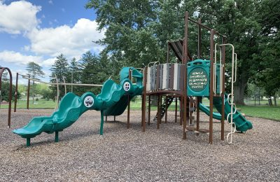 Levings Park Playground in Rockford