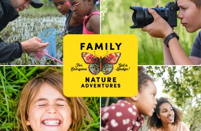 Learn About Nature and Get Outside with Family Nature Adventures