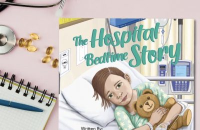 Local Author Helps Kids Understand What Happens at the Hospital