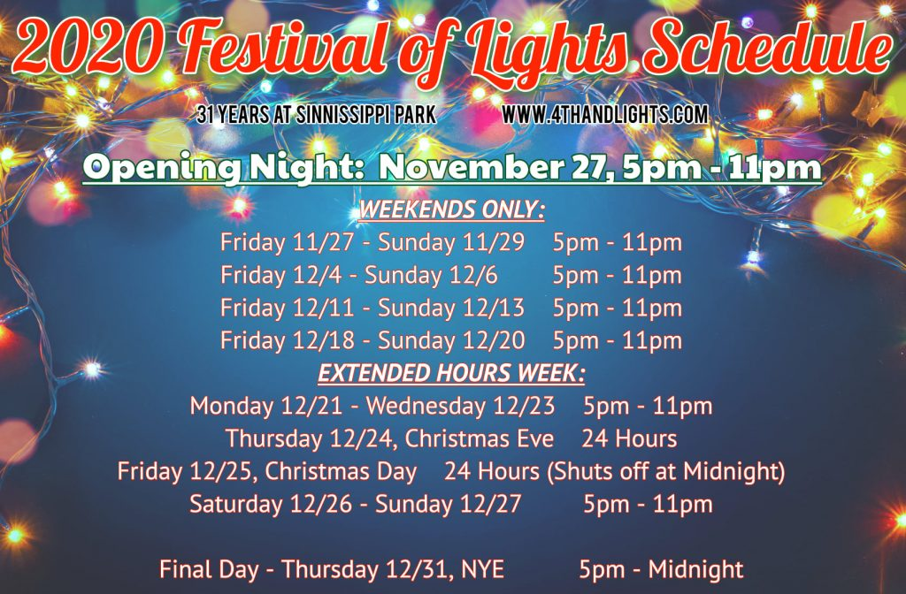Best Christmas Lights Display in the Rockford Area | Stateline Kids