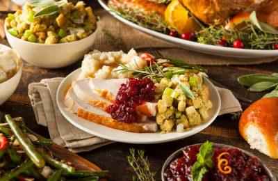 Rockford Area Restaurants Offering Thanksgiving Dinner Take Out