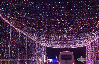 Drive Thru Christmas Events in the Rockford Area