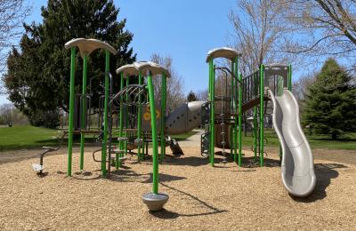 Briarcrest Park in Janesville