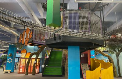 Building for Kids Children's Museum, Appleton, WI