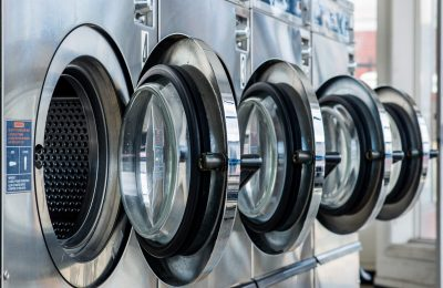 Free Laundry Services for Rockford Public School Students All Year